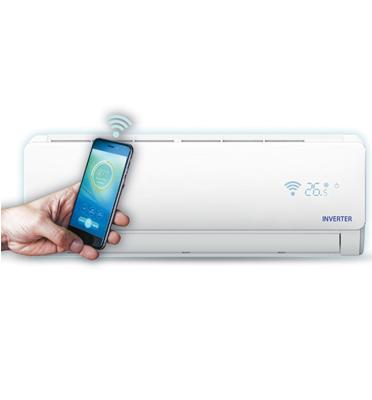 מזגן עילי אינוורטר 19,250BTU עם WIFI מובנה לשליטה מרחוק FamilyLine דגם Inverter Wifi 26