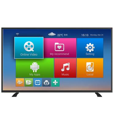 """טלויזיה 50"""" Full High Definition LED SMART TV תוצרת MULLER דגם MM50MAGIC + מקלדת ועכבר אלחוטי"""