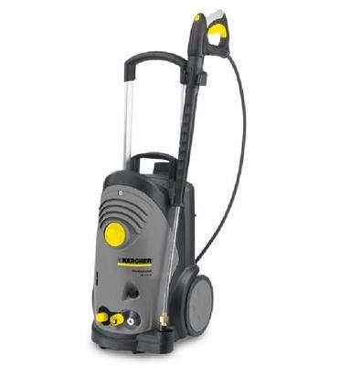 מכונת שטיפה בלחץ גבוה מים קרים תוצרת KARCHER גרמניה דגם HD 6/15 C- שואב אבק רטוב/יבש מתנה!