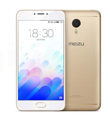 """סמארטפון 16GB מסך 5.5"""" multitouch  מצלמה ראשית 13 מגה פיקסל תוצרת  MEIZU דגם M3 NOTE"""