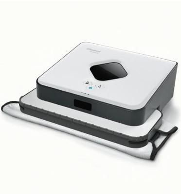 רובוט לשטיפת רצפות מבית IROBOT דגם BRAAVA 390 *שנתיים אחריות