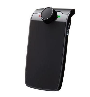דיבורית Bluetooth איכותית רב שימושית מבית Parrot דגם MiniKit Plus