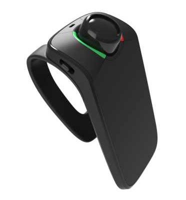 דיבורית לרכב BlueTooth מנגנון חיווי קולי ושליטה קולית מבית Parrot דגם Minikit Neo 2 HD