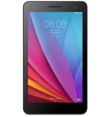 """טאבלט דק וקל במיוחד 7"""" מערכת הפעלה 4.4.2 Android™ Jelly bean תוצרת HUAWEI דגם T1 WIFI """"7"""