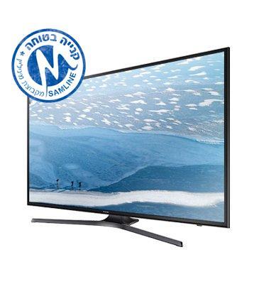 """טלוויזיה מסך קעור 49"""" FULL HD SMART TV Ultra Slim LED תוצרת SAMSUNG. דגם UE49K6500"""