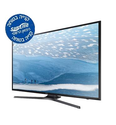 """טלוויזיה מסך קעור 55"""" FULL HD SMART TV Ultra Slim LED תוצרת SAMSUNG. דגם UE55K6500"""