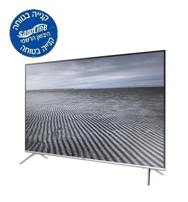 """טלוויזיה 60"""" Premium Slim Flat SUHD TV-SMART TV תוצרת SAMSUNG דגם UE60KS8000"""
