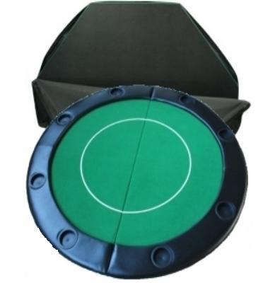 שולחן פוקר טופ 6 מתקפל טקסס הולדם מבית SHIROCO דגם טופ 6