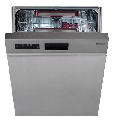 """מדיח כלים חצי אינטגרלי 60 ס""""מ ל-13 מערכות כלים תוצרת Blomberg דגם GIN206P8 דגם חדש"""
