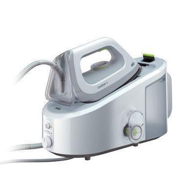 מגהץ קיטור מקצועי עם מיכל מים נשלף עוצמת קיטור 120 גרם לדקה BRAUN דגם IS3022