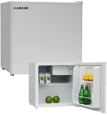 מיני מקרר נפח 50 ליטר נטו תוצרת .AMCOR דגם AM50