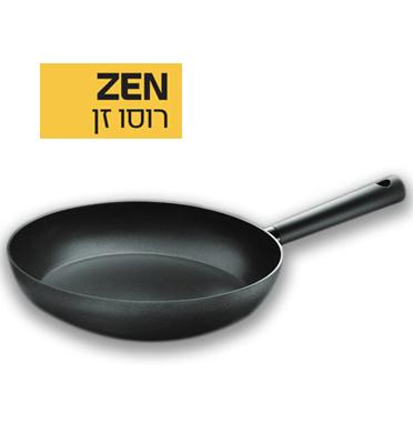 """מחבת 20 ס""""מ מסדרת ZEN עם תחתית אינדוקציה מלאה לפיזור חום מקסימלי מבית ROSO דגם 760020"""