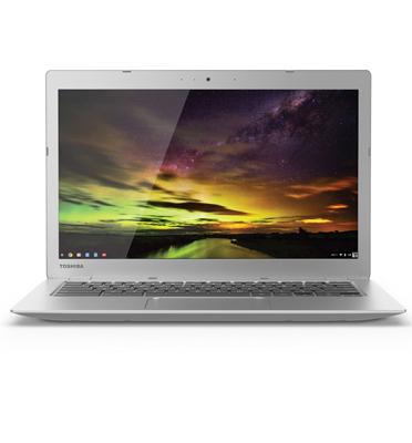"""מחשב נייד קל מסך 13.3"""" 4GB, מעבד Intel Celeron תוצרת TOSHIBA דגם CB35-B3330 -מוחדש!"""