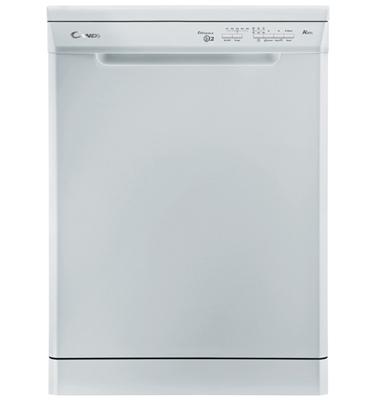 """מדיח כלים שקט ברוחב 60 ס""""מ 12 מערכות כלים בגימור לבן מבית CANDY דגם CDPE6333"""