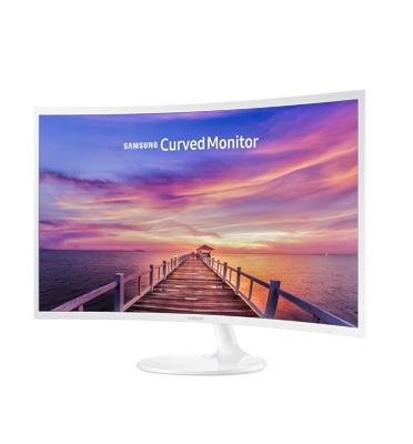 """מסך מחשב מולטימדיה קעור 27"""" LED תוצרת SAMSUNG דגם C27F391FH"""