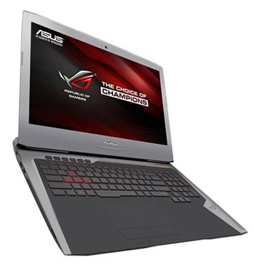 "מחשב נייד 17.3"" 32GB מעבד Intel® Core™ i7 תוצרת ASUS דגם G752VT-GC193T"