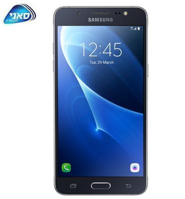 """סמארטפון מסך 5.2"""" 16GB מערכת Android תוצרת SAMSUNG דגם Galaxy J5 (2016) SM-J510F"""