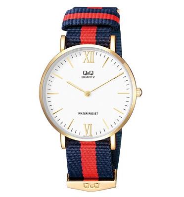 שעון יד UNISEX אופנתי נוח לקל משקל מבית Q&Q דגם QS-Q974J131Y