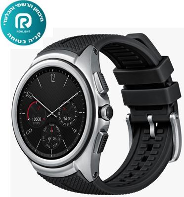 """שעון יד חכם מסך מגע 1.38"""" תוצרת LG דגם G WATCH URBANE 2"""