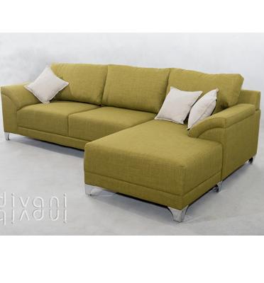 ספה צעירה ומעוצבת בעלת מידות שימושיות גם לסלון לא גדול. מבית ויטוריו דיואני דגם בוסיני