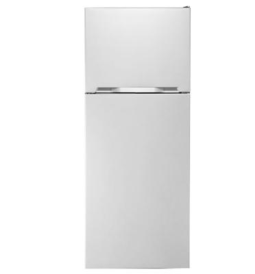 מקרר 2 דלתות בנפח 380 ליטר מקפיא עליון צבע לבן תוצרת NEON דגם DF380