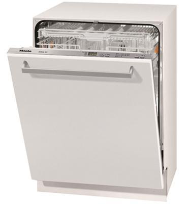 מדיח כלים שקט וחסכוני ברוחב 60 אינטגראלי מלא 14 מערכות כלים תוצרת Miele דגם G4263SCVi