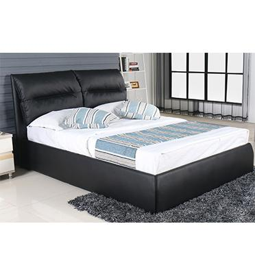 מיטה אלגנטית עם ארגז מצעים מתרומם מבית DIVANI דגם ליאנדרה