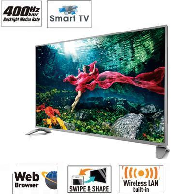 """טלוויזיה 55"""" FULL HD SMART TV עם תמיכה בעברית ובעידן+ תוצרת Panasonic דגם TH-55DS630"""