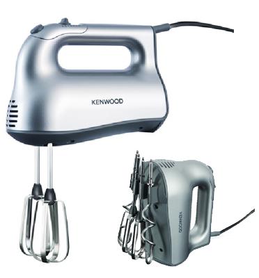 מיקסר יד פשוט וקומפקטי תוצרת KENWOOD דגם HM-535