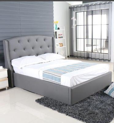 מיטה אלגנטית עם ארגז מצעים מתרומם מבית DIVANI דגם בריאנה