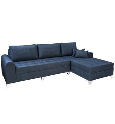 מערכת ישיבה פינתית 5 מושבים הכוללת 3 כריות לנוחות אופטימלית מבית RAM DESIGN דגם אספניול