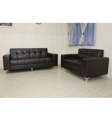 מערכת ישיבה 2+3 מעוצבת ונוחה מרופדת בדמוי עור איכותי מבית Or-Design דגם פלרמו