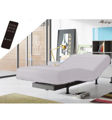 """מיטה לצעירים מתכווננת ברוחב וחצי 200X120 ס""""מ מזרן Latex מבית Hollandia דגם PERFECT POWER RELAX"""