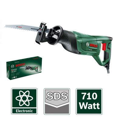 מסור חרב בהספק 710W מבית BOSCH דגם PSA 700 E