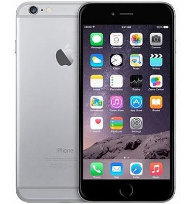"""סמארטפון תומך דור 4 בנפח 16GB מסך רחב """"5.5, מעבד A8 ואחריות לשנה דגם iphone 6 Plus - מחודש!"""