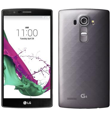 """סמארטפון 5.5"""" תומך דור 4 נפח אחסון 32GB וזכרון 3GB מעבד 6 ליבות עוצמתי דגם LG G4 - מחודש!"""