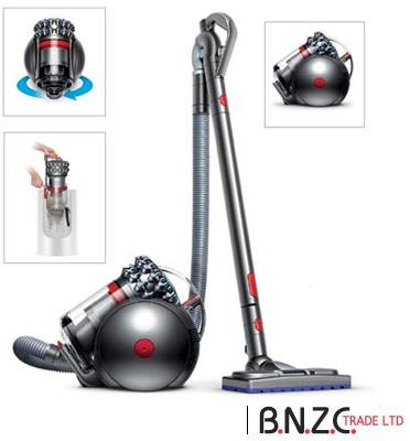 שואב אבק צילינדר Dyson Cy 22 cinetic animal Big Ball -סט אביזרים מתנה !