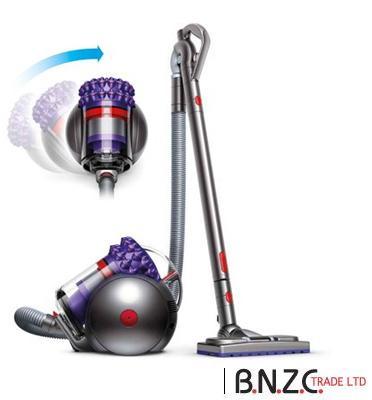 שואב אבק צילינדר Dyson Cy 22 cinetic parquet Big Ball+סט אביזרים מתנה !