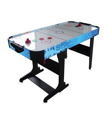 שולחן הוקי אוויר מתקפל 5´ עמיד ואיכותי במבצע GO AND PLAY מבית ENERGYM דגם 93501