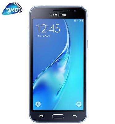 """סמארטפון מסך 5"""" 8GB תוצרת SAMSUNG דגם J320"""