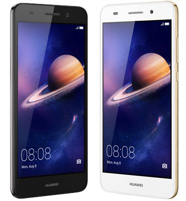 """סמארטפון 16GB מסך 5.5"""" מצלמה אחורית 13MP תוצרת Huawei דגם Y6ii"""