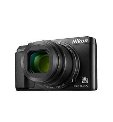 מצלמה 20MP זום X35 וידאו 4K כולל Bluetooth מסך מפרקי תוצרת NIKON דגם COOLPIX A900 - יבואן רשמי!