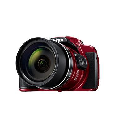 מצלמה 20MP דמוי DSLR זום X60 וידאו 4K  כולל Bluetooth מסך מפרקי תוצרת NIKON דגם COOLPIX B700
