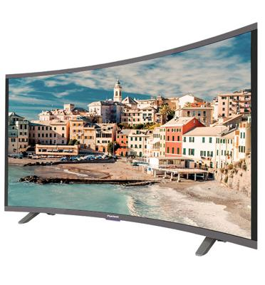 "טלוויזיה 32"" מסך קעור CURVED LED SMART TV תוצרת PEERLESS דגם SP3200"