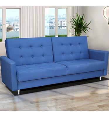 ספה אירופאית נפתחת למיטה רחבה עם ארגז מצעים מבית HOME DECOR דגם נועם בגוונים מרהיבים!