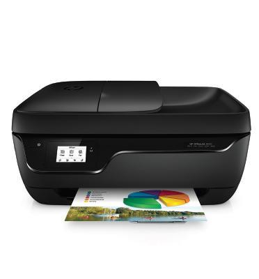 מדפסת All-in-One הזרקת דיו תוצרת HP OfficeJet 3830