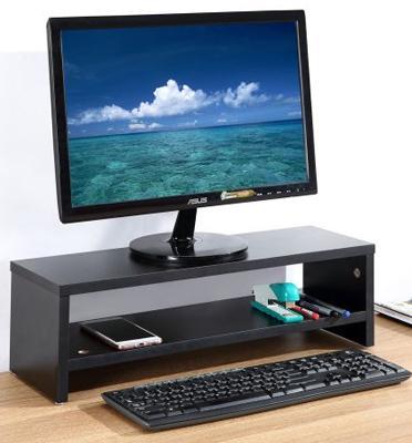 מעמד אירגוני למסך בשולחן עבודה מבית BRADEX דגם MONITOR STAND