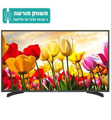 """טלוויזיה 32"""" HD Ready LED TV תוצרת Hisense דגם 32M2160"""