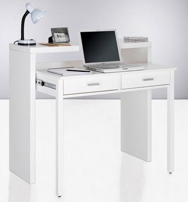 שידה משולבת עם שולחן עבודה מבית BRADEX דגם CONSOLE DESK - עודפים