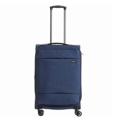 """מזוודה טרולי עלייה למטוס 19"""" מבית CALPAKS דגם CASTLEGATE LCS3000"""